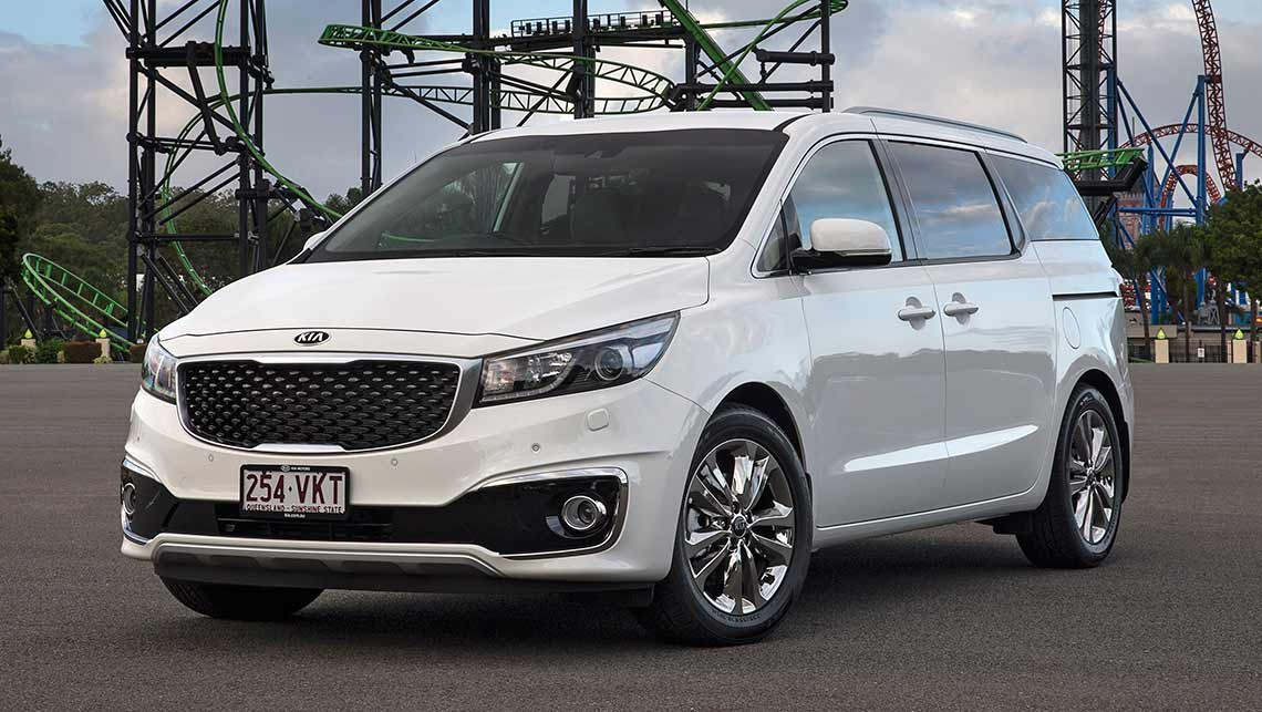 2015 kia carnival review road test carsguide. Black Bedroom Furniture Sets. Home Design Ideas