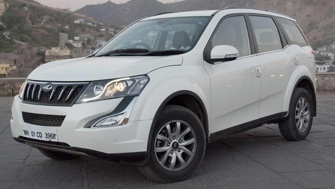 2016 Mahindra Xuv500 Detailed Car News Carsguide