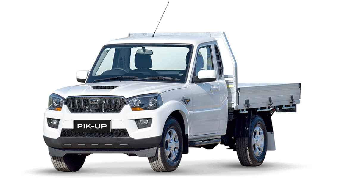 The new offerings amid the line-up include a 'Tradie Pack' in 4x2 Single Cab guise.