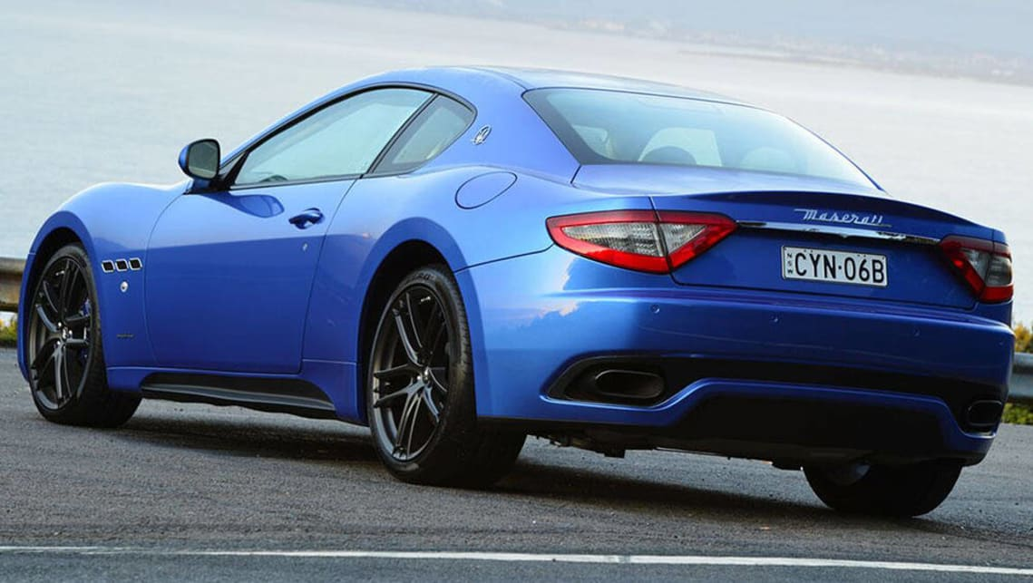 Great 2015 Maserati GranTurismo MC Sport
