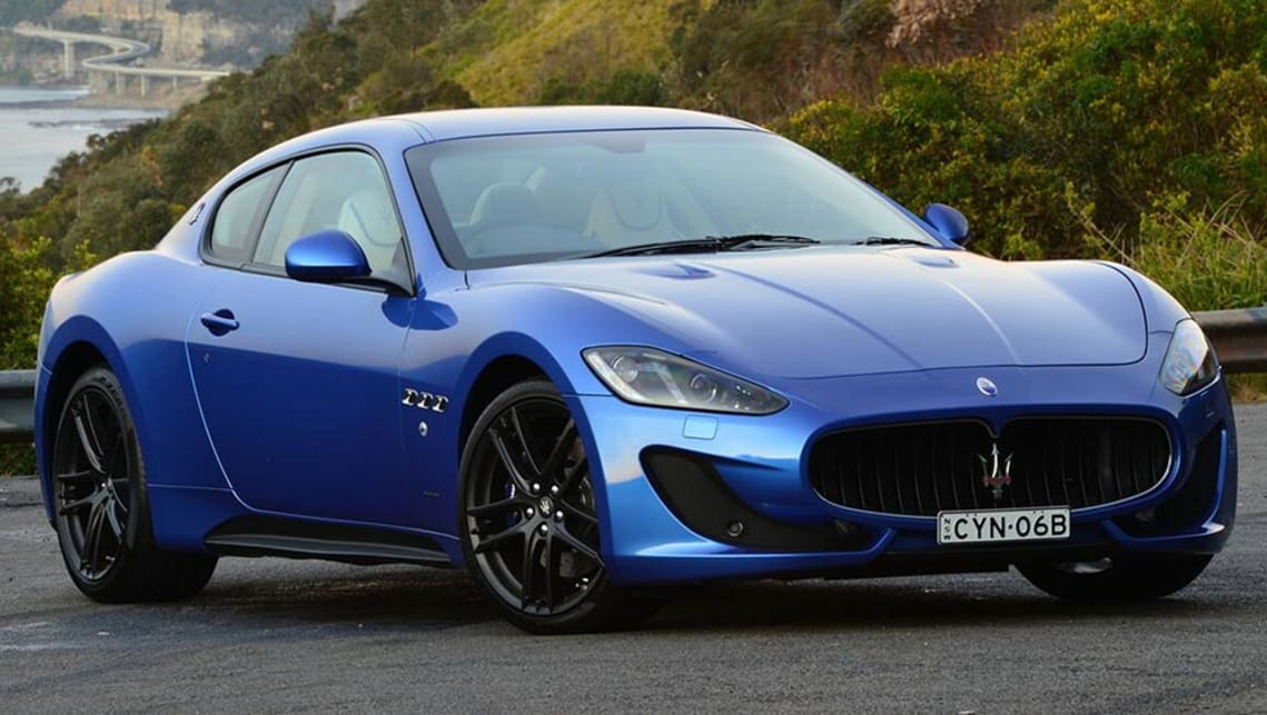 Maserati coupe review