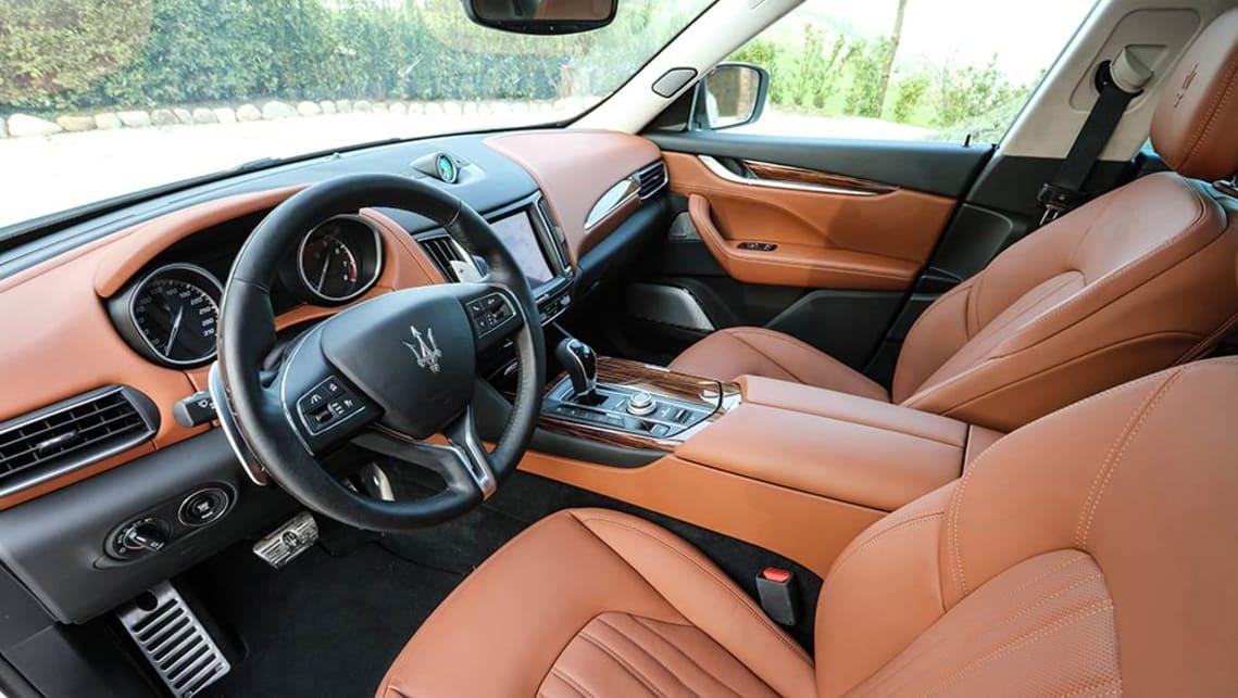 Maserati Levante 2016 Review Carsguide
