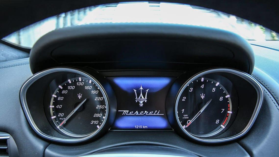 Maserati Levante 2016 review