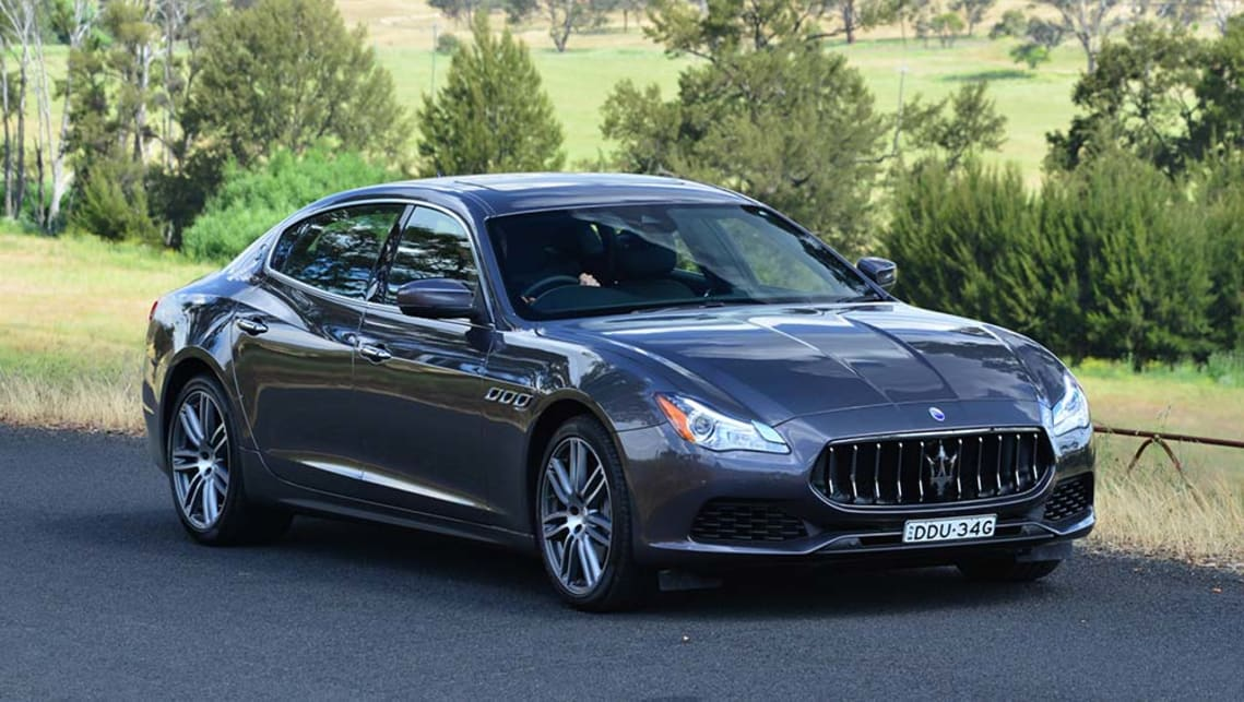 maserati quattroporte 2017 review carsguide. Black Bedroom Furniture Sets. Home Design Ideas