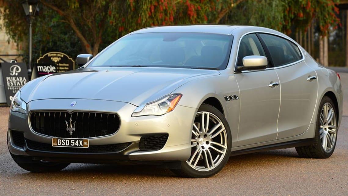 2016 Maserati Quattroporte 330BHP