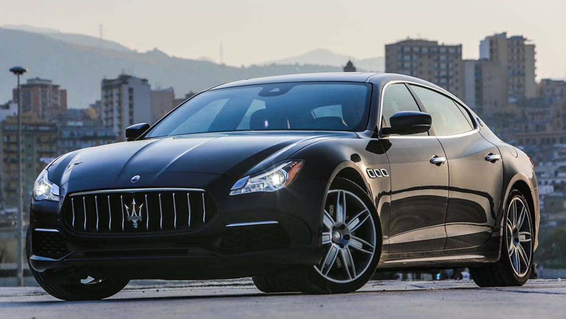 maserati quattroporte 2016 review carsguide. Black Bedroom Furniture Sets. Home Design Ideas