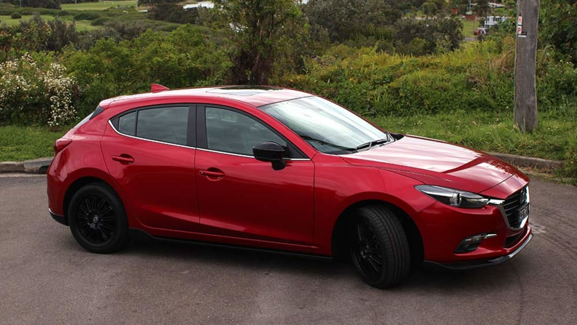 Mazda 3 Sp25 Astina Hatch 2017 Review Carsguide