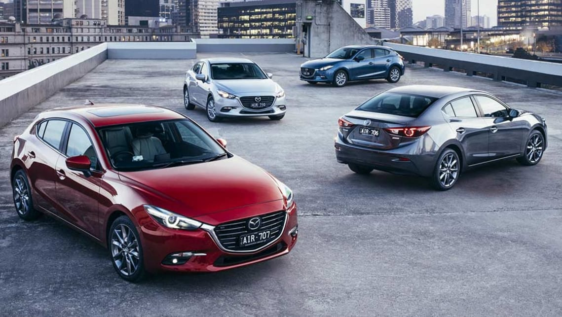 mazda 3 update revealed ahead of august arrival - car news | carsguide