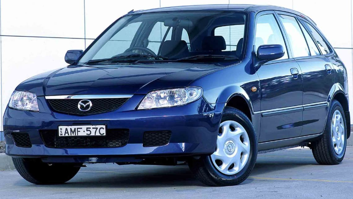 mazda 323 used review 1994 2003 carsguide. Black Bedroom Furniture Sets. Home Design Ideas