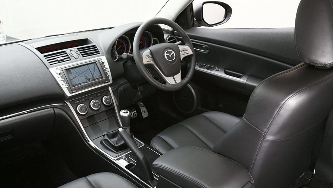 Used Mazda 6 Review 2002 2012 Carsguide