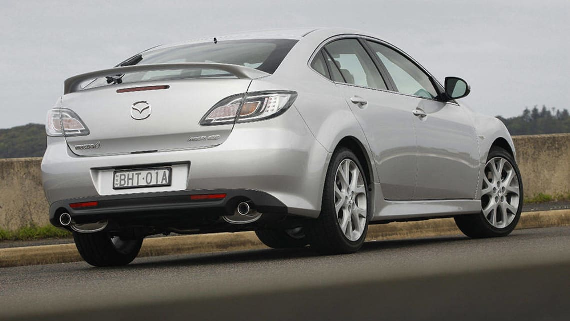 Mazda 6 Used Review 2002 2012 Carsguide