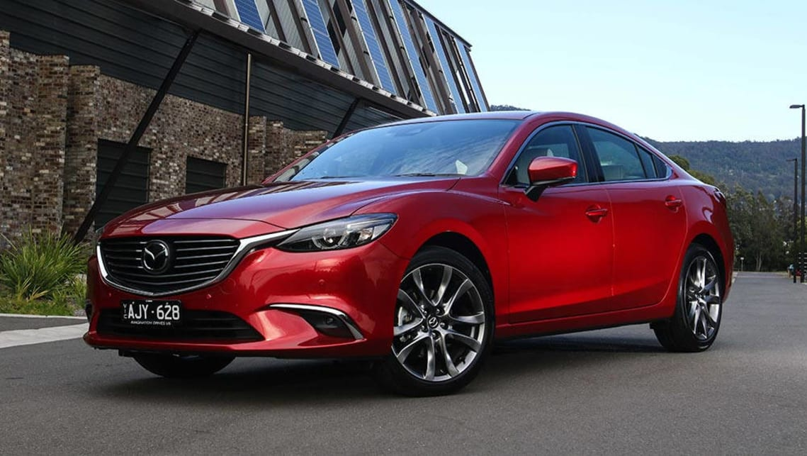 mazda 6 atenza sedan 2016 review | carsguide