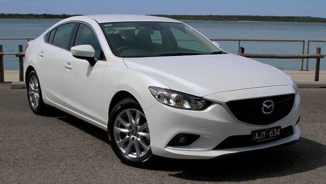 mazda 6 sport sedan 2016 review carsguide. Black Bedroom Furniture Sets. Home Design Ideas
