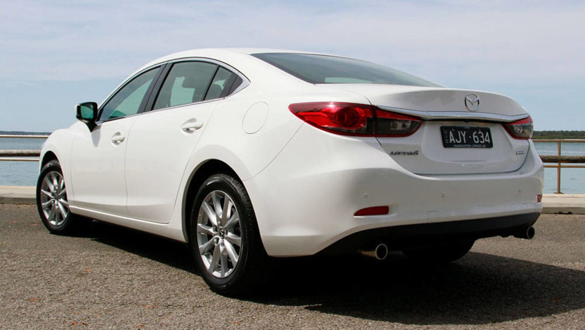 Mazda Sport Sedan Review Carsguide