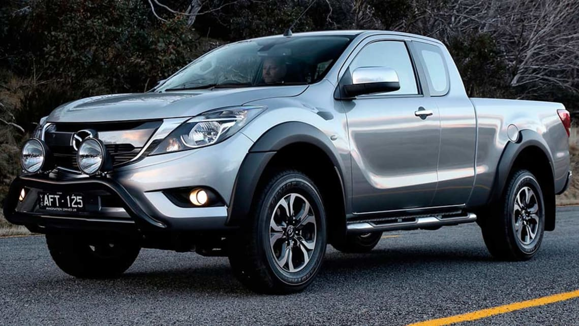 mazda bt 50 2015 review carsguide. Black Bedroom Furniture Sets. Home Design Ideas