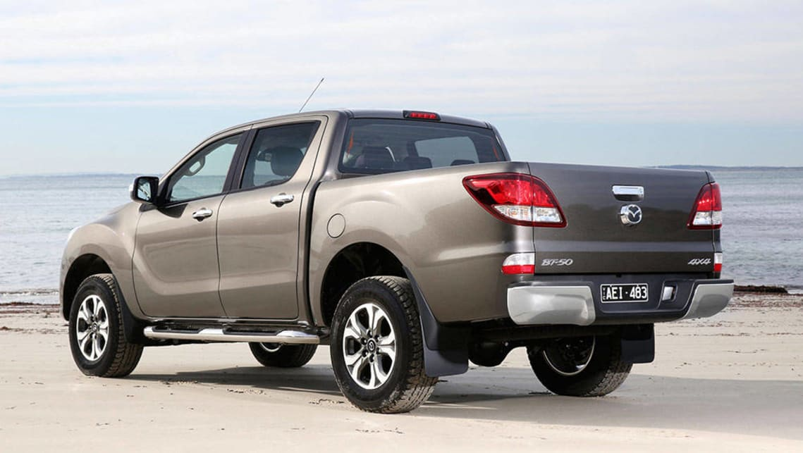 Mazda BT-50 XTR Dual Cab 2016 review | road test | CarsGuide