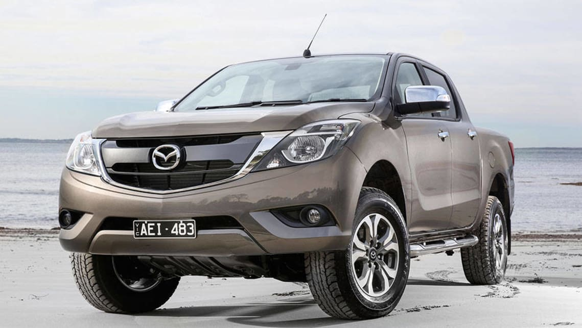 Range Rover Towing Capacity >> Mazda BT-50 XTR Dual Cab 2016 review | CarsGuide