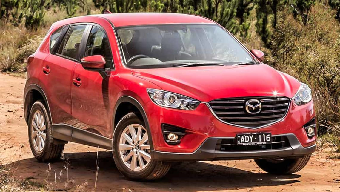 ... 2016 Mazda CX 5