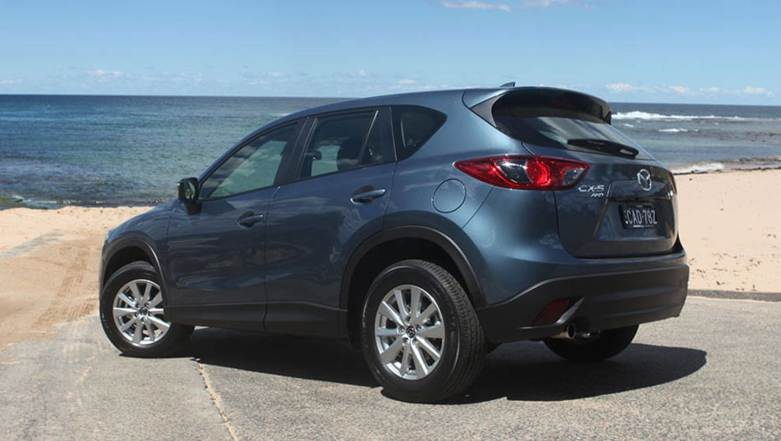 Mazda CX-5 (Maxx Sport shown)