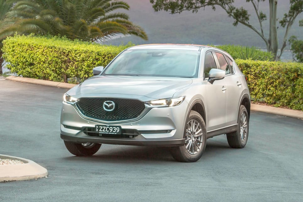 mazda cx 5 touring 2017 review snapshot carsguide. Black Bedroom Furniture Sets. Home Design Ideas