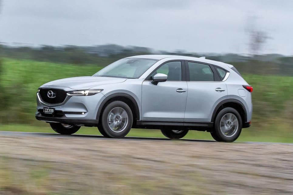 mazda cx-5 touring 2017 review: snapshot | carsguide