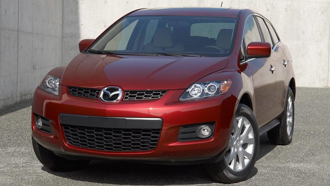 Used Mazda Cx 7 Review 2006 2012 Carsguide