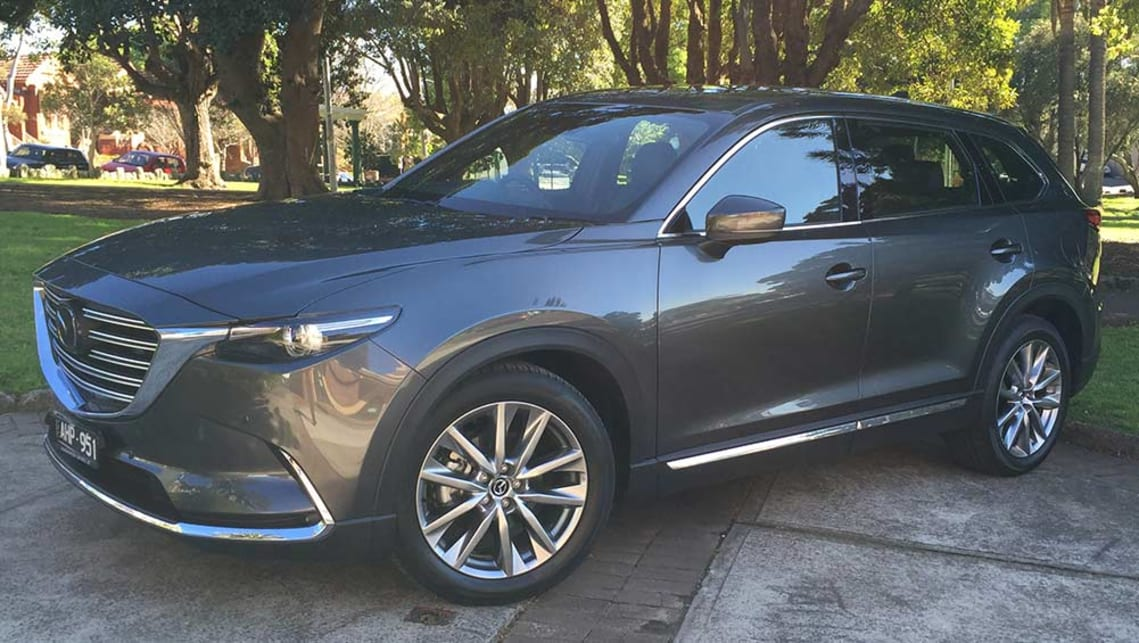Mazda Cx 9 Azami 2016 Review Carsguide