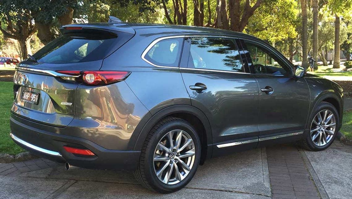 Mazda CX9 Azami 2016 review  CarsGuide