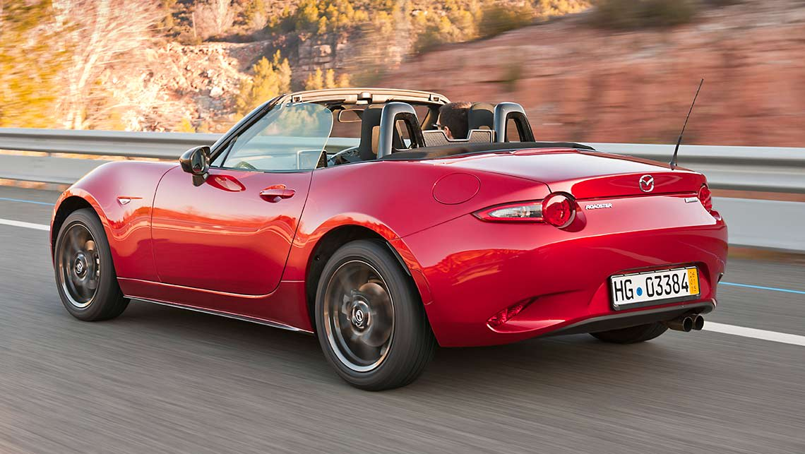 mazda mx 5 manual 2015 review carsguide. Black Bedroom Furniture Sets. Home Design Ideas