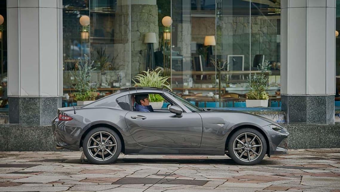 Mazda mx5 rf price
