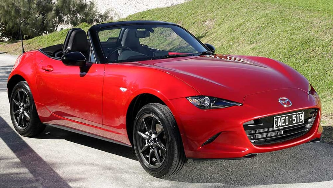 2015 mazda mx 5 1 5 litre automatic review road test carsguide. Black Bedroom Furniture Sets. Home Design Ideas
