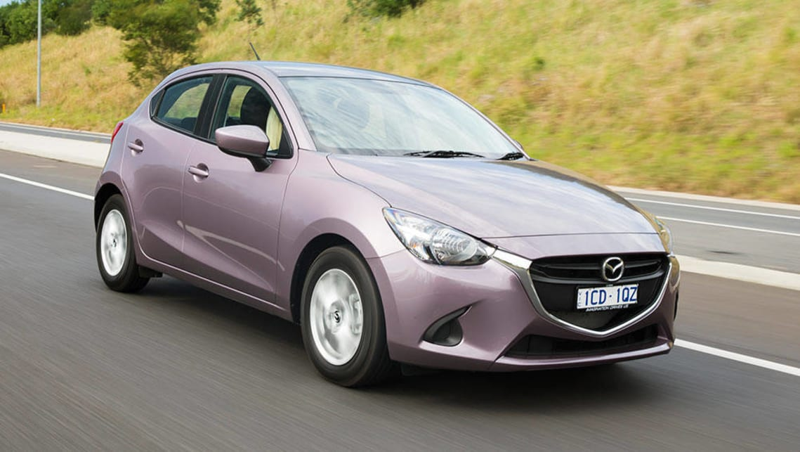 Mazda 2 Maxx Hatch 2016 Review Carsguide