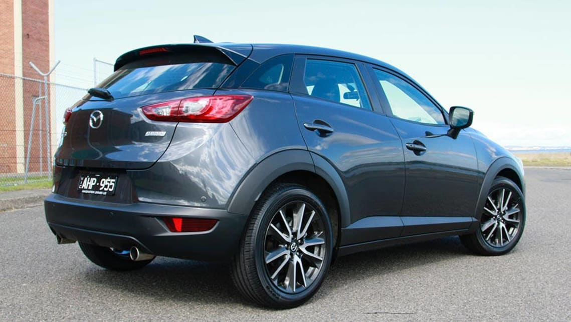 mazda cx-3 review: 2015-2016 | carsguide