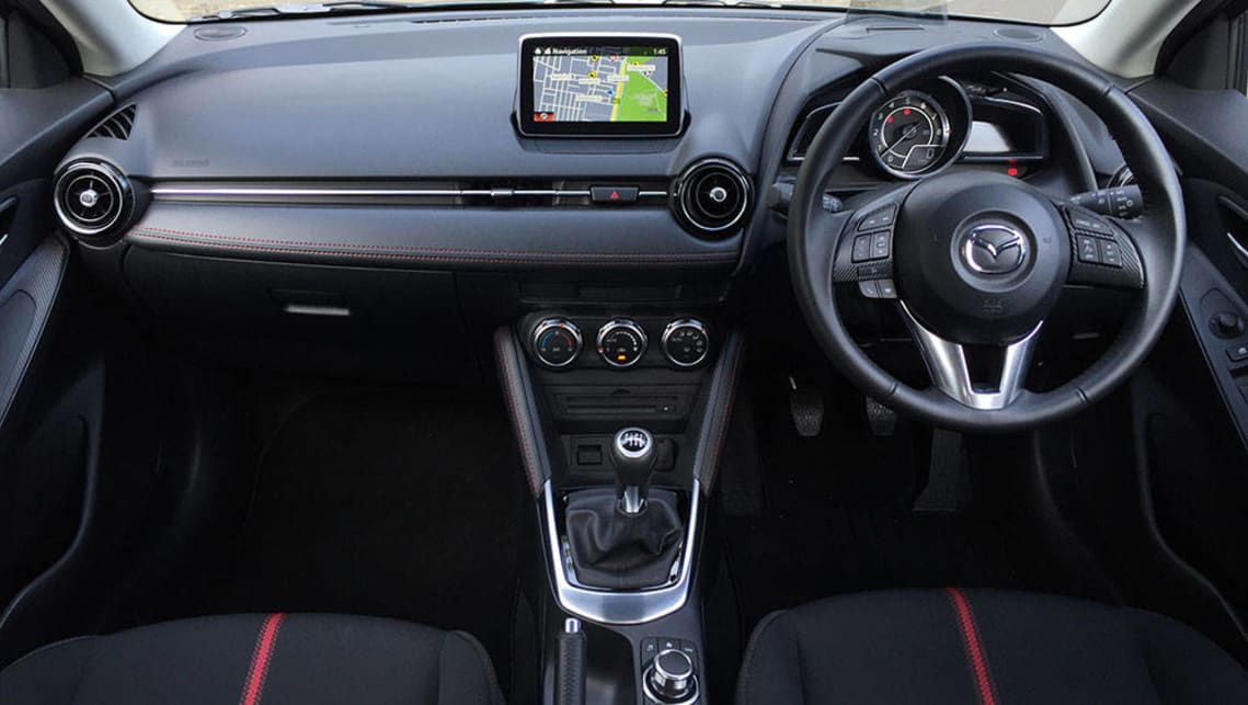 Most Fun Cars To Drive >> Mazda2 Genki hatch manual 2016 review | road test | CarsGuide