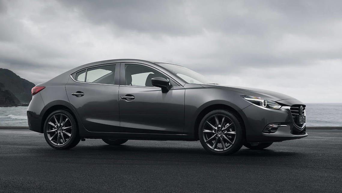 Mazda 3 price 2016
