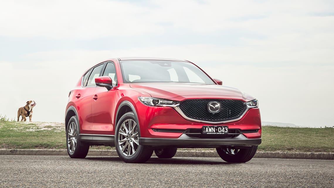 mazda cx-5 turbo 2019: australia made it happen - car news   carsguide