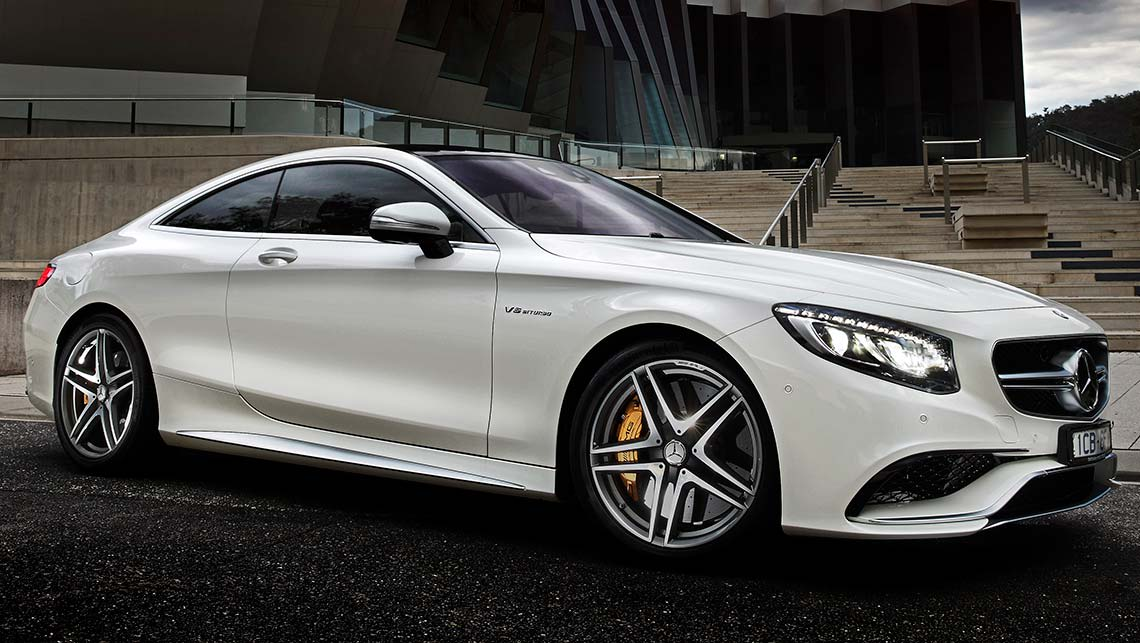 2015 mercedes benz s63 amg review carsguide for Mercedes benz amg hatchback price