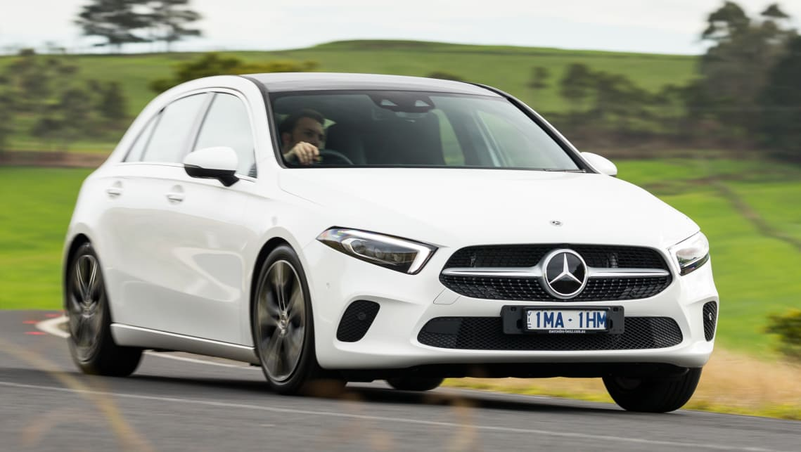 Mercedes-Benz A200 2019 review: snapshot