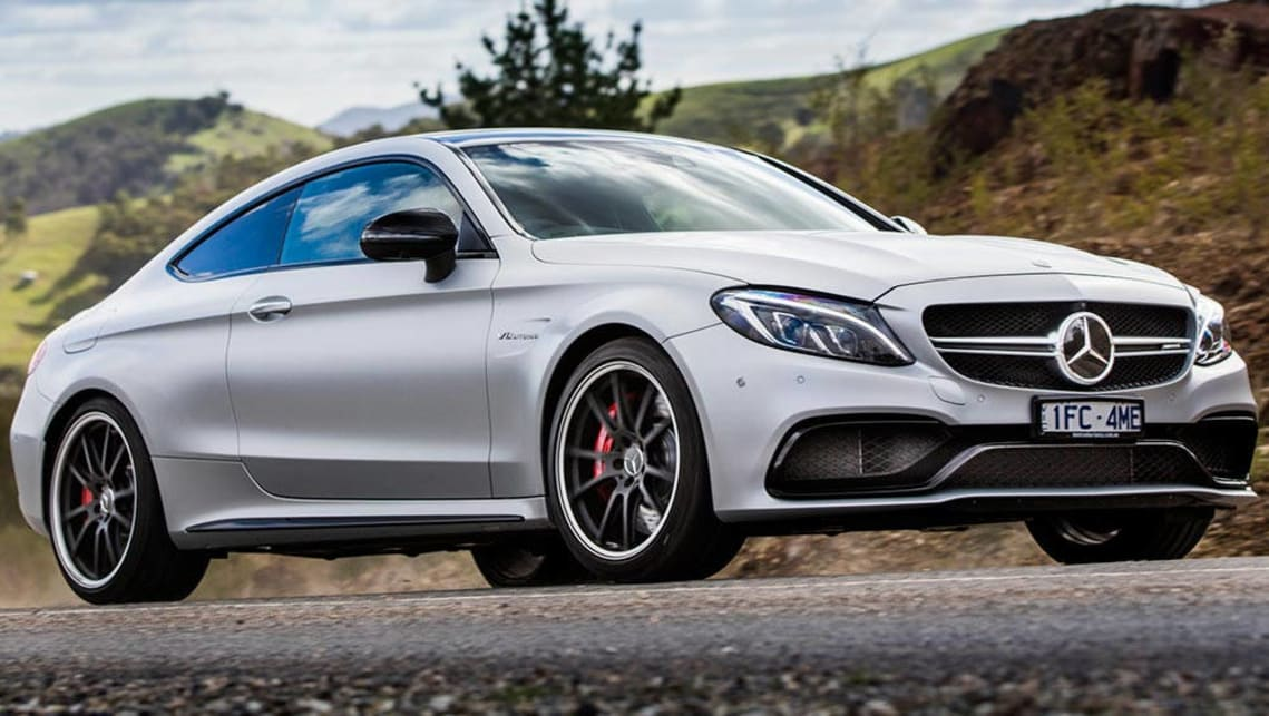 Mercedes-AMG C63 S Coupe 2016 review | first road drive | CarsGuide