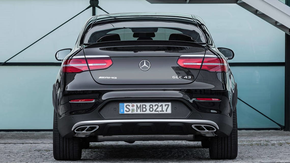 Mercedes Amg Glc 43 Glc 43 Coupe Gle 43 And Gle 43 Coupe 2017