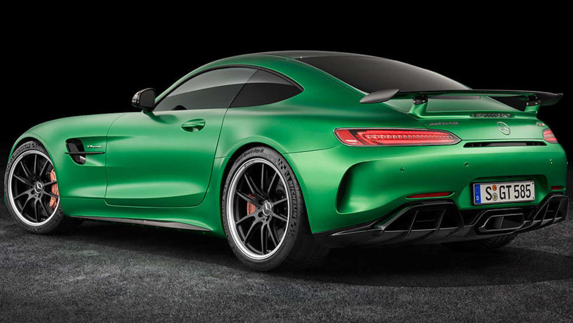 Mercedes Amg Gt R Revealed Ahead Of 2017 Launch Car News