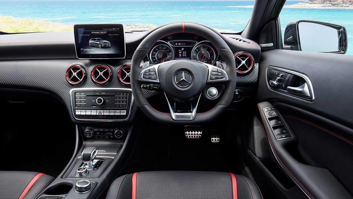 Mercedes benz a250 sport 2016