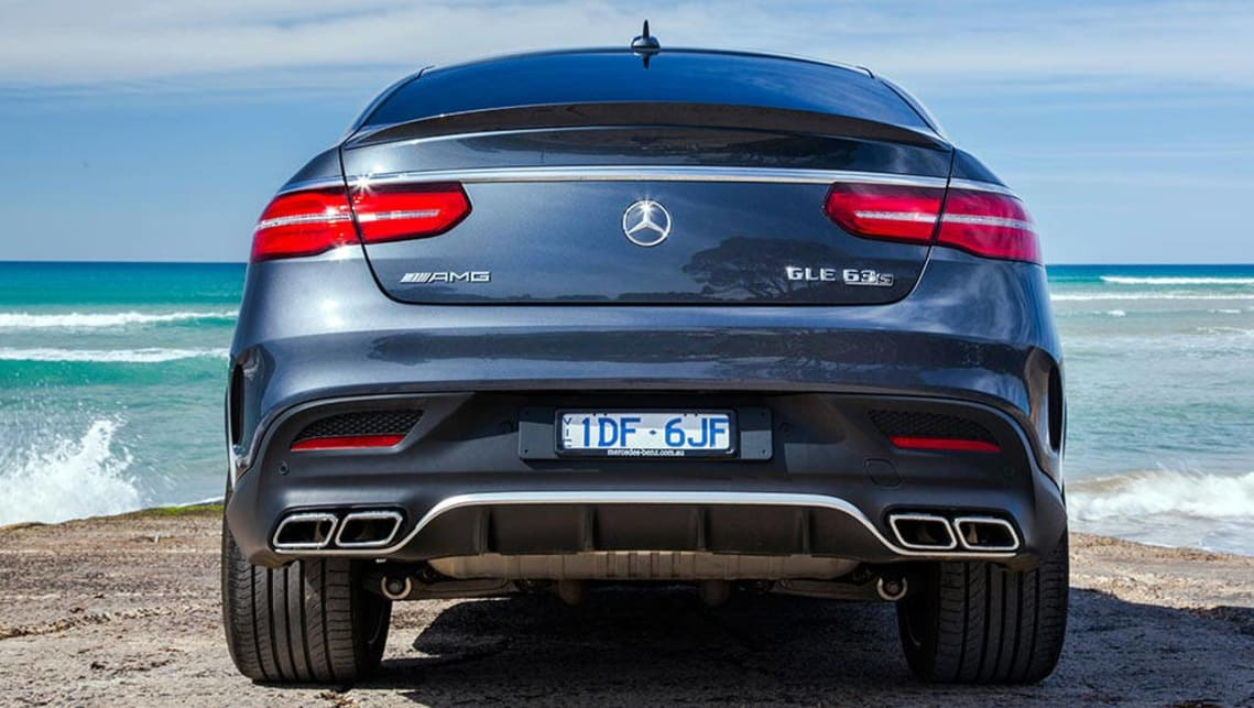 mercedes-amg gle 63 2015 review | carsguide