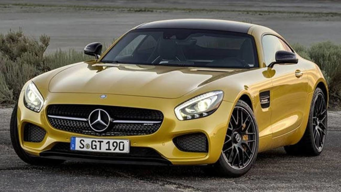 Mercedes benz amg gt s 2015 review carsguide for Mercedes benz sports cars