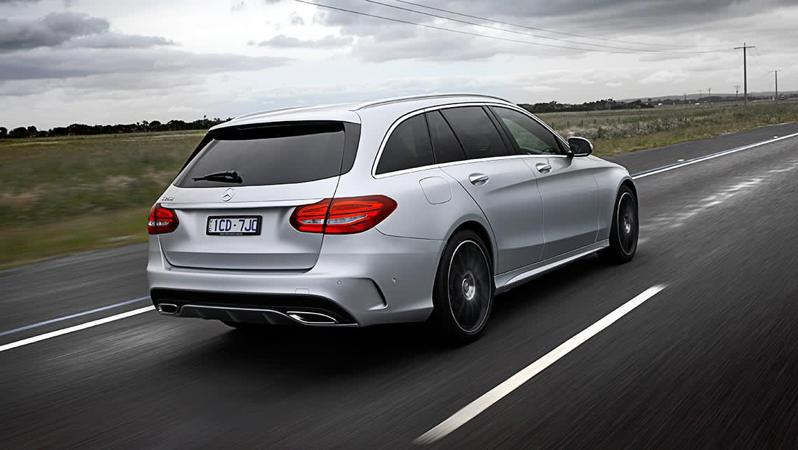 2014 mercedes benz c class estate review first drive carsguide. Black Bedroom Furniture Sets. Home Design Ideas