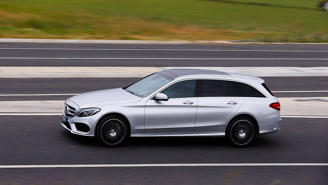 Mercedes benz c class c250 2014 review carsguide for Mercedes benz c class review
