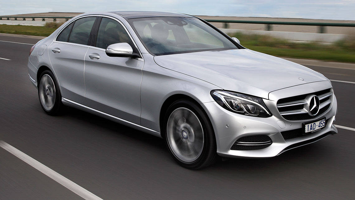Mercedes benz c class c250 2014 review carsguide for Mercedes benz c 250
