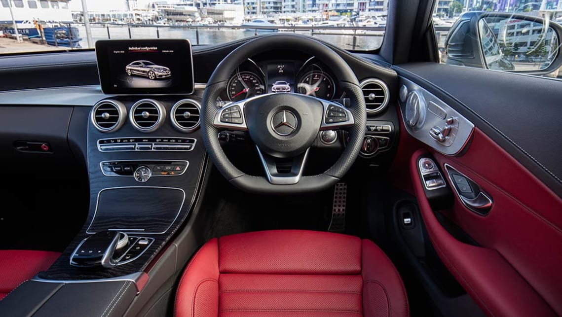 Mercedes-Benz C200 coupe 2016 review | CarsGuide