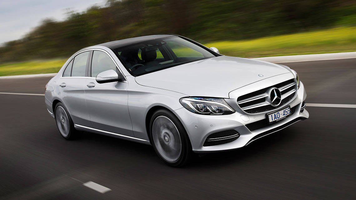 Mercedes benz c200 review 2014 carsguide for Mercedes benz cars and prices