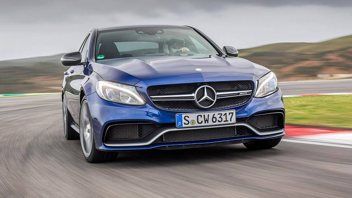 Mercedes benz c63 s amg 2015 review carsguide for Mercedes benz c63 for sale